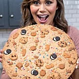 Giant Cookie Covered in Cookies