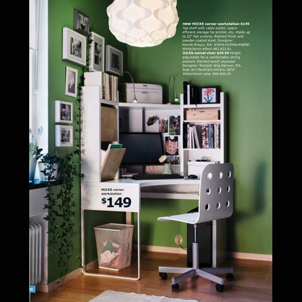 Ikea Home Office Design Ideas: Home Office Design Ideas From The