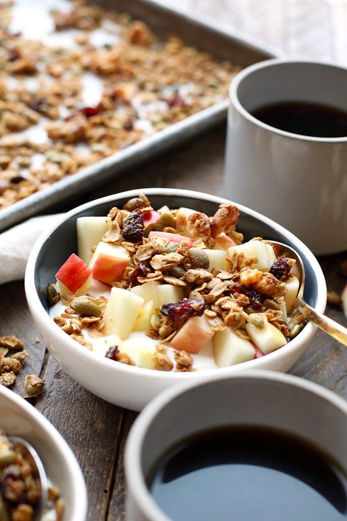 Greek Yoghurt Breakfast Bowls