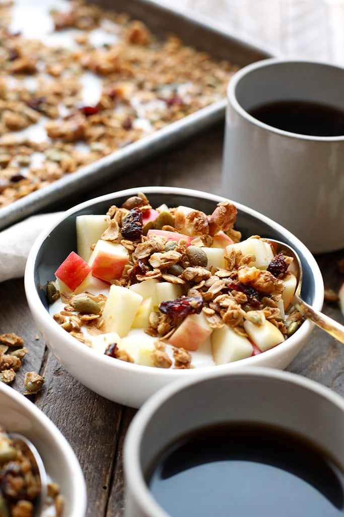 Greek Yogurt Breakfast Bowls