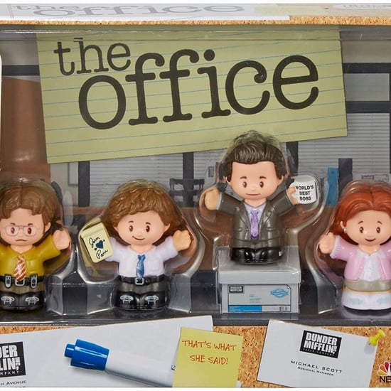 Fisher-Price Figures From The Office TV Show