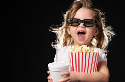 5 Tips for Taking Preschoolers to the Movies