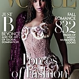 September Vogue Cover Beyoncé