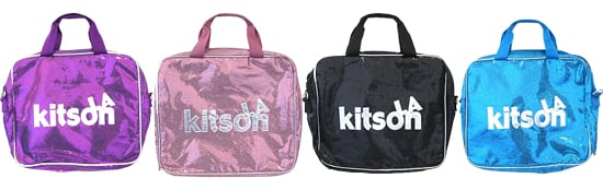 Get a Little L.A. With a Kitschy Kitson Laptop Bag