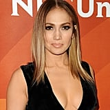 Jennifer Lopez Blond Highlights in 2017