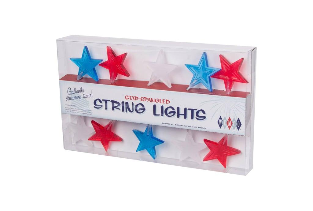 Wemco Patriotic String Lights