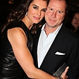 Brooke Shields and Chris Henchy: 17 Years