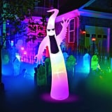 Maoyue 6ft Halloween Inflatable Ghost