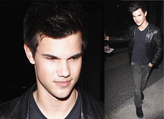 Photos of Taylor Lautner Out in Los Angeles