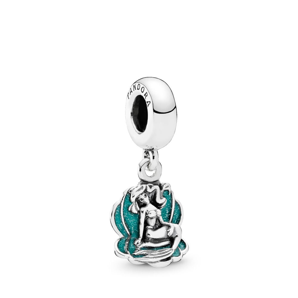 Disney, Ariel & Sea Shell Charm