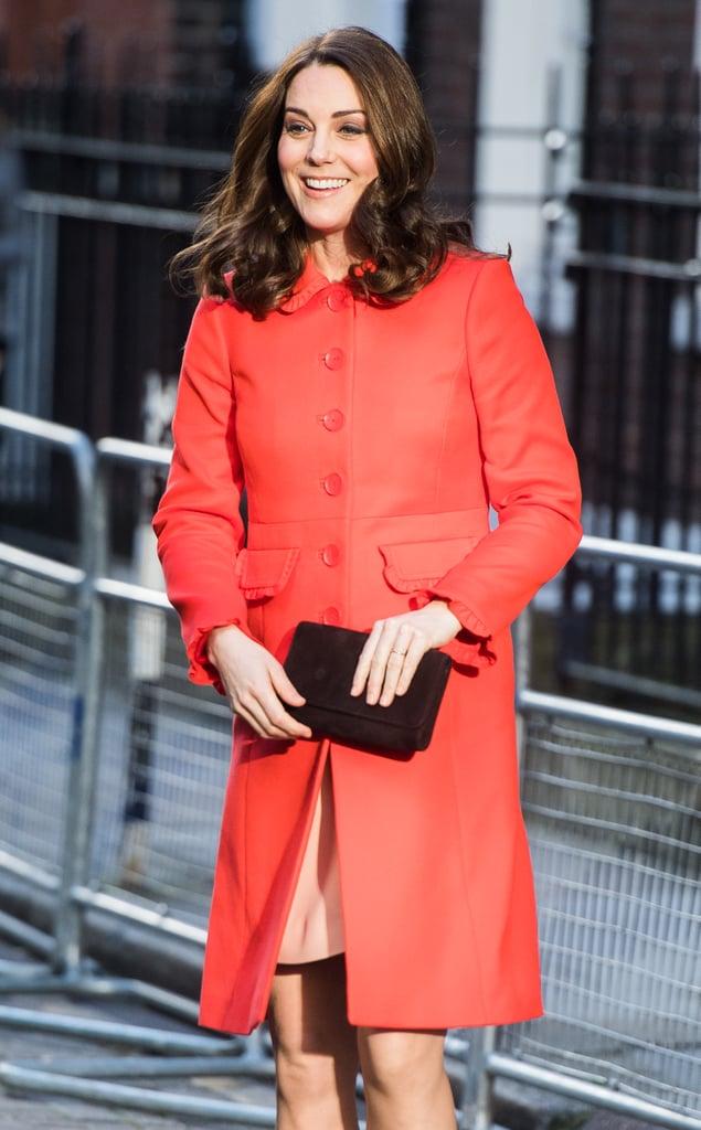 Kate Middleton Not Wearing Engagement Ring