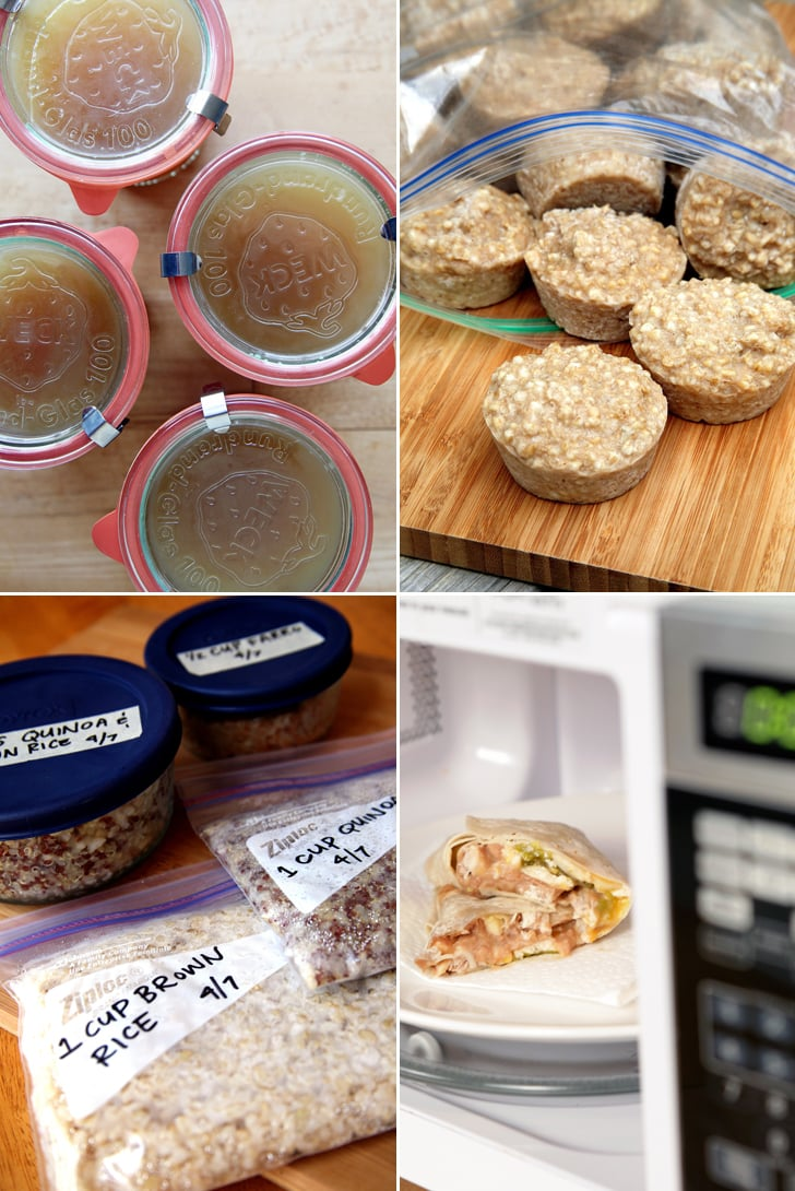 13 Freezer Hacks That'll Make Your Life Much Easier