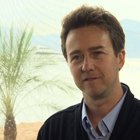 Edward Norton Moonrise Kingdom Cannes Interview (Video)