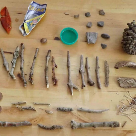 Mom Finds Treasures in Her Son's Pocket