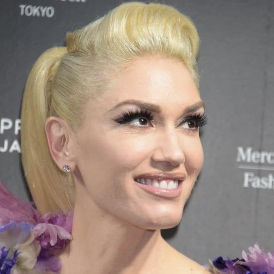 Gwen Stefani Hair at Tokyo Fashion Week Fall 2016