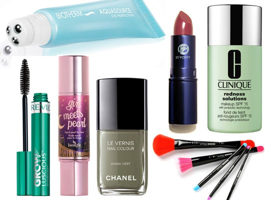 Beauty Products From Benefit, Revlon, Clarins, Clinique, Biotherm, Lipstick Queen and Chanel Released in September