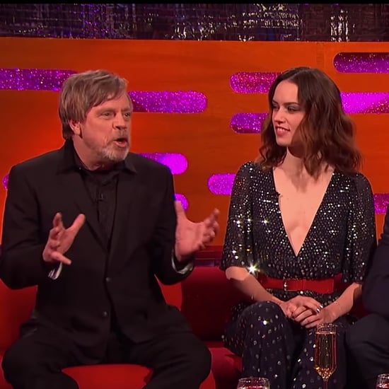 Star Wars Cast Discuss the Royals on The Graham Norton Show