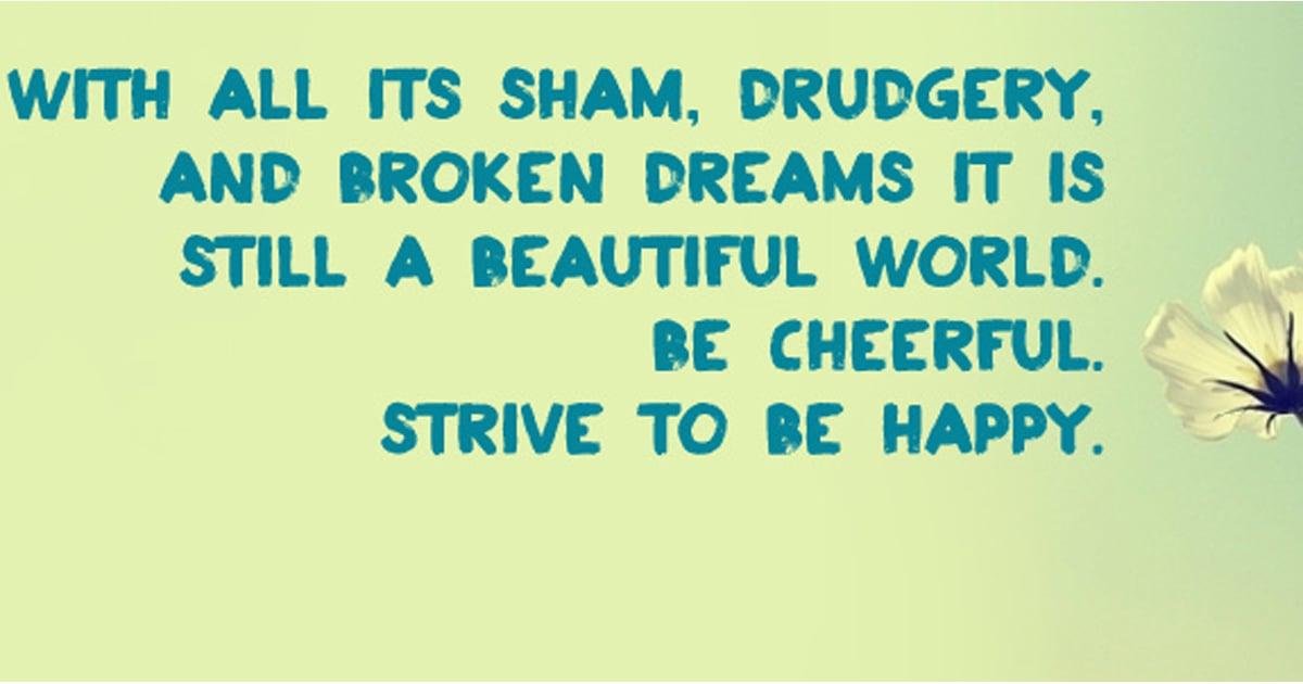 Inspirational Quotes Popsugar Smart Living