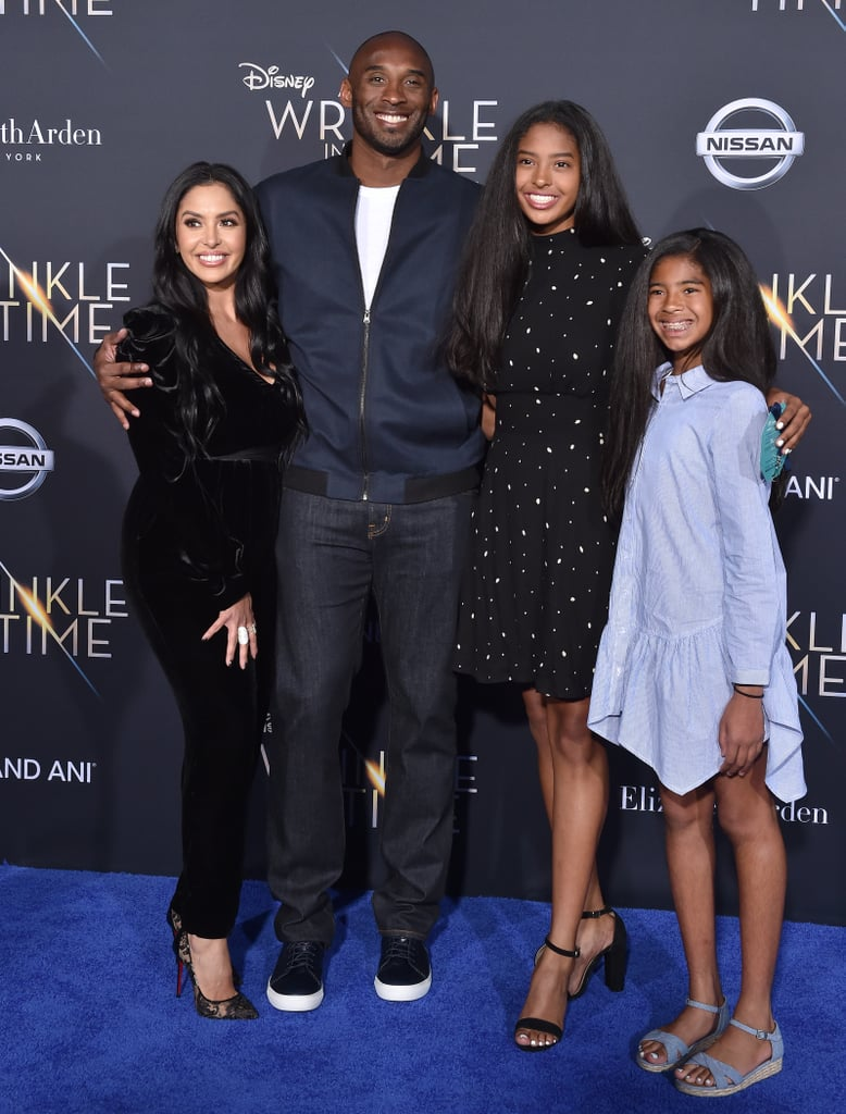 Kobe Bryant's Daughter Natalia Signs IMG Modeling Contract