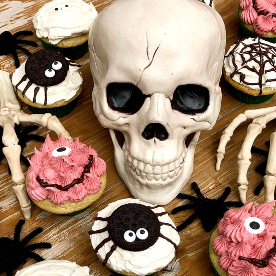 Vegan Halloween Cupcake Recipe and Spooky Decorating Ideas