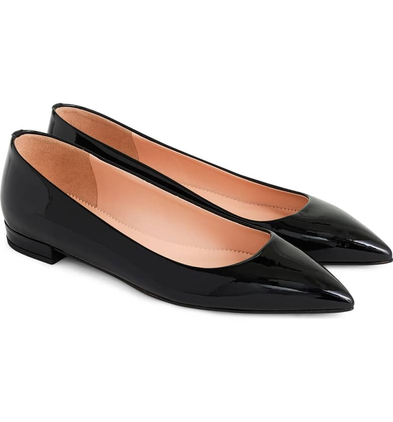 J.Crew Pointed Toe Flats