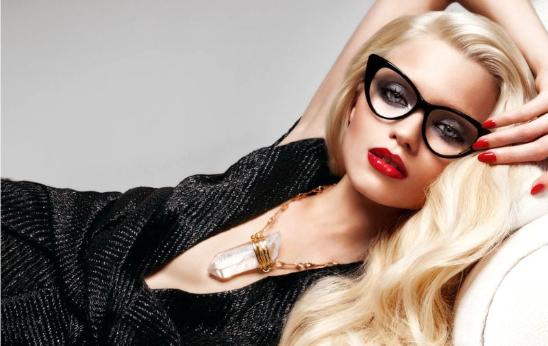 Abbey Lee Kershaw For Tom Ford Eyewear