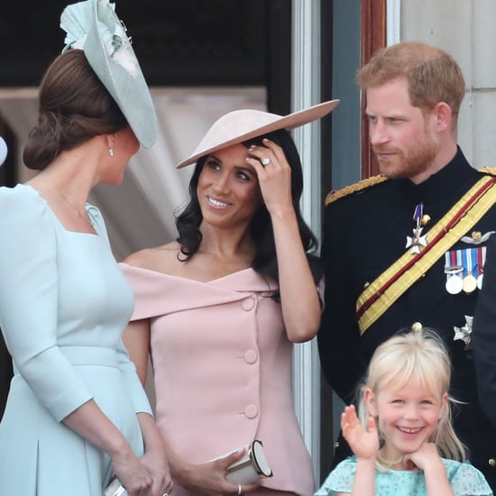 Kate Middleton's Alexander McQueen Dress Trooping The