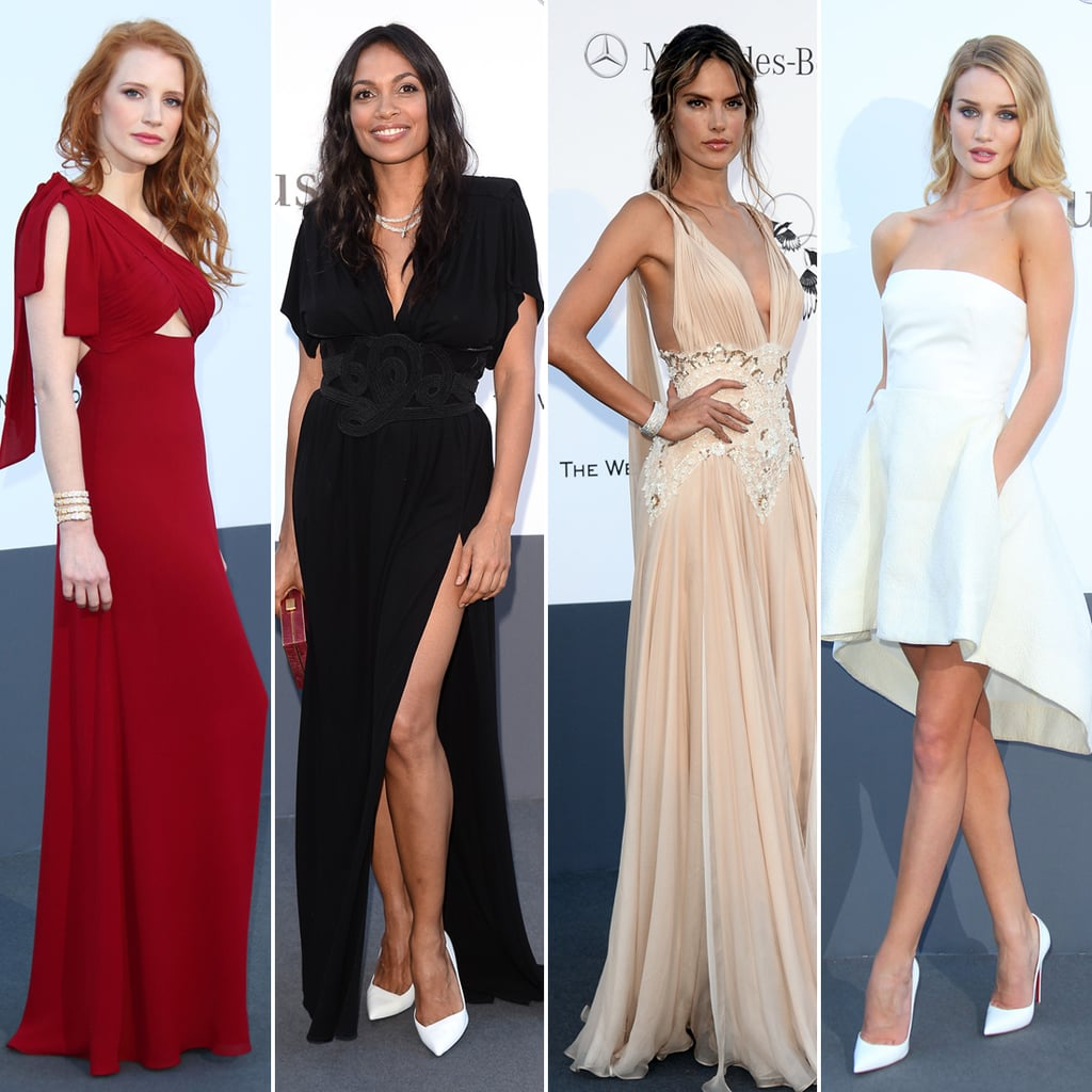 Celebrities Step Out For Cannes's Most Glamorous Gala