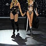 Rita Ora and Stella Maxwell