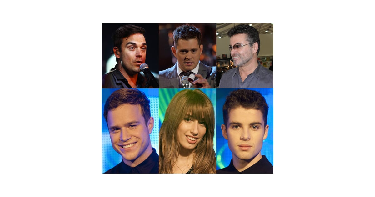 Which X Factor Final Duet Are You Most Looking Forward To? Robbie