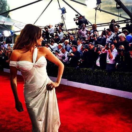 SAG Awards Get Social: See All the Behind-the-Scenes Snaps