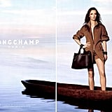 Audrey Marnay for Longchamp