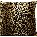Leopard Faux Fur Pillow ($99)