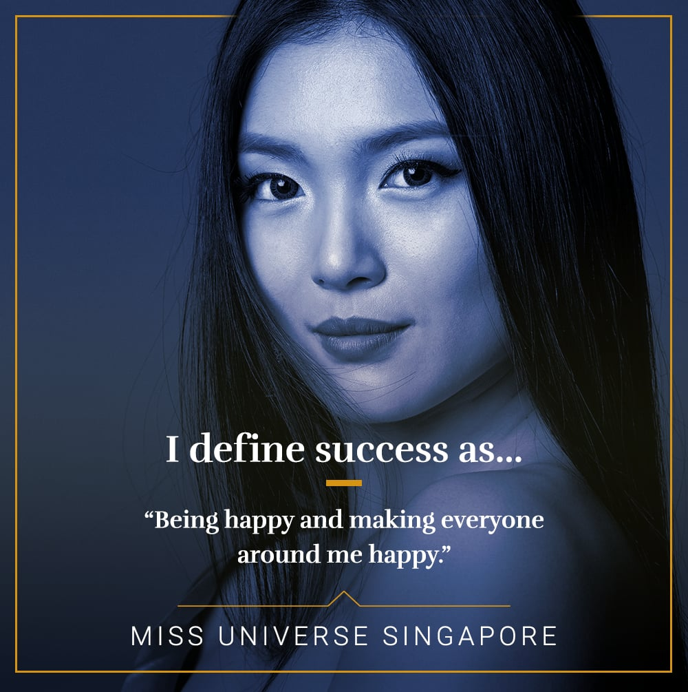 how miss universe contestants define success popsugar career and how miss universe contestants define success popsugar career and finance photo 3