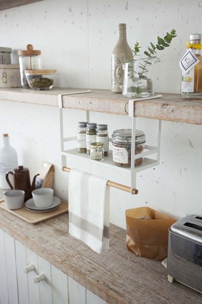Yamazaki Under Shelf Spice Rack