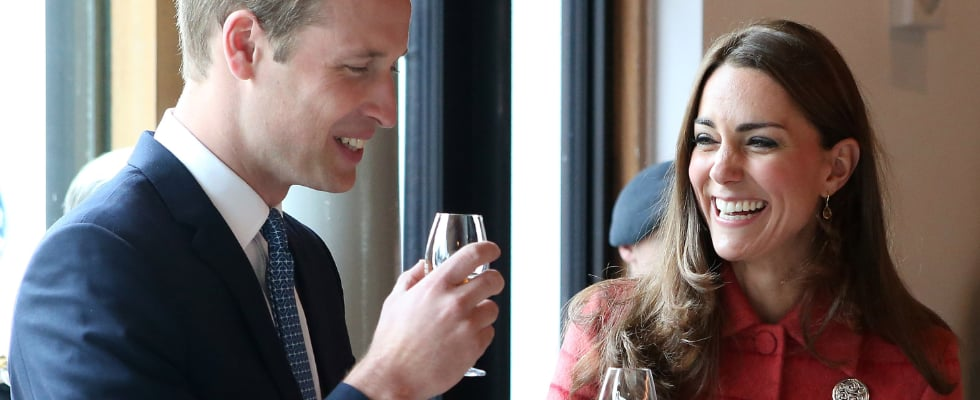 """Here's a Toast to Kate Middleton's """"Happy Hour"""" Beauty Look"""