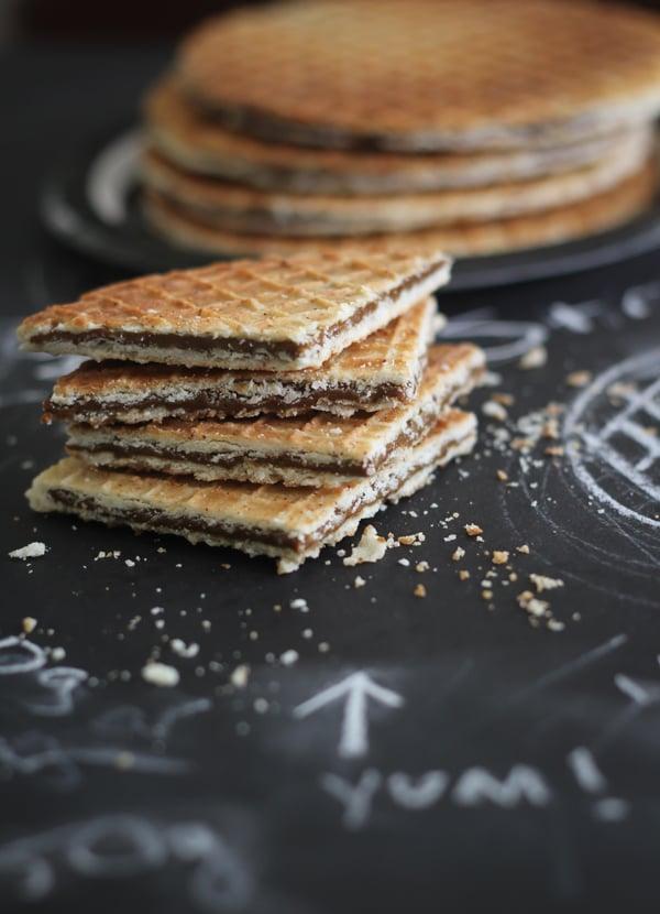 Netherlands stroopwafels international cookie recipes popsugar netherlands stroopwafels forumfinder Choice Image