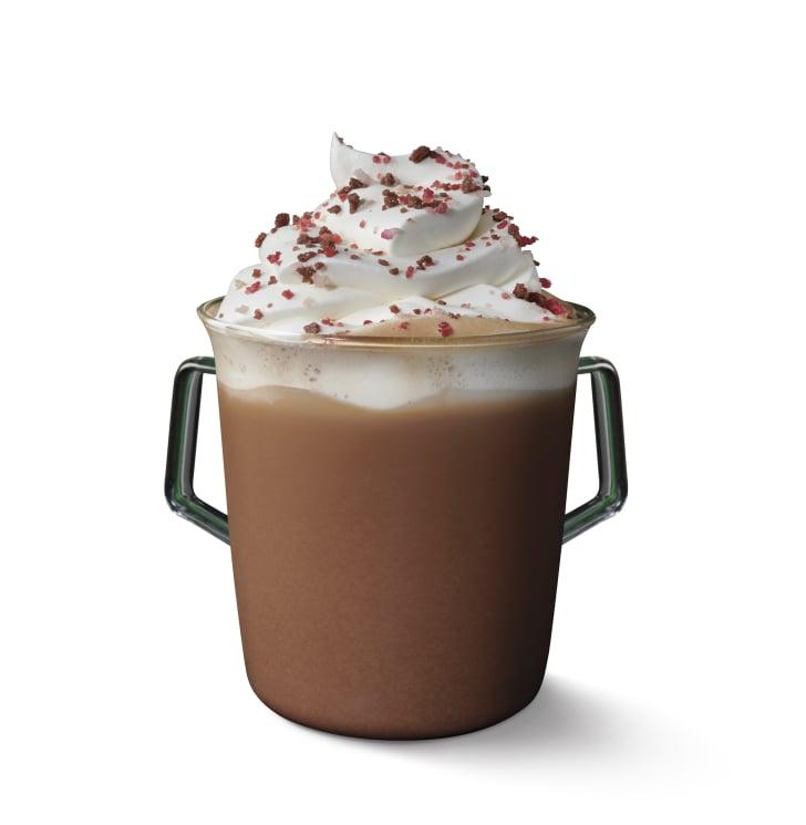 Starbucks Cherry Mocha Valentine's Day