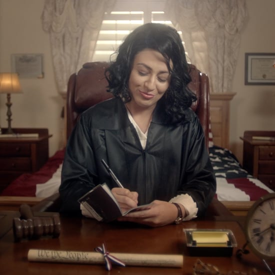 Melissa Villasenor's Sonia Sotomayor Impression on Mas Mejor