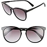 Longchamp Round Sunglasses