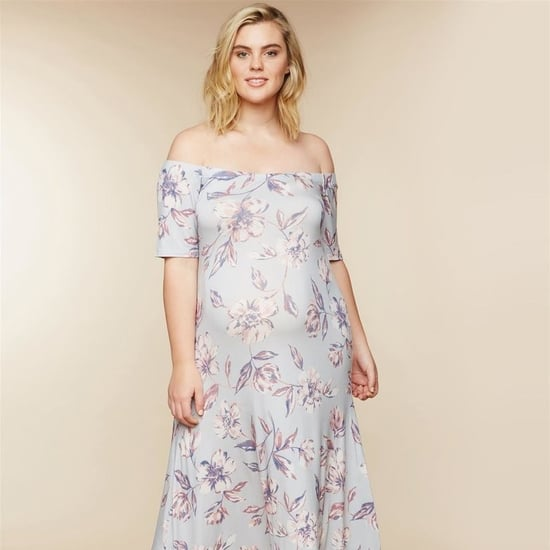 Plus-Size Maternity Dresses