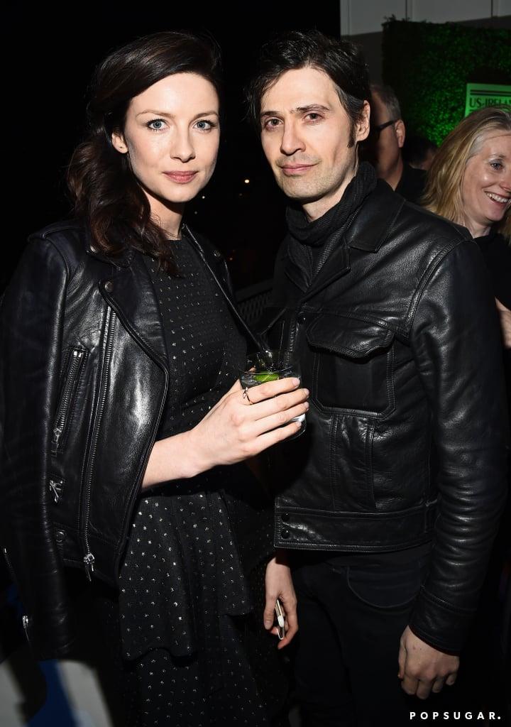 david milone and caitriona balfe dating