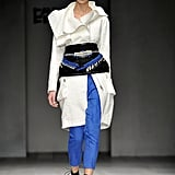 Haizhen Wang Wins 2012 Fashion Fringe — See His LFW Collection