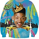 Fresh Prince of Bel-Air Taxi Ugly Christmas Sweater