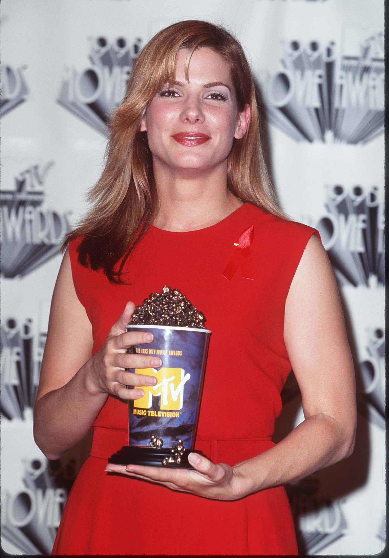 Sandra Bullock had the need for Speed.