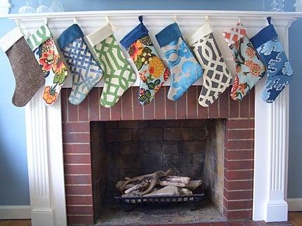 Roundup: Designer Christmas Stockings