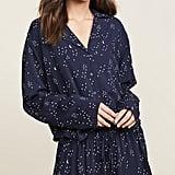 RAILS Long Sleeve Short Pajama Set