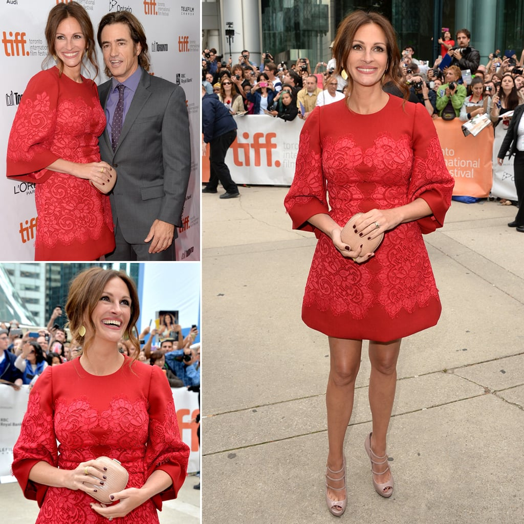 Julia Roberts at August Osage Country TIFF 2013 Premiere