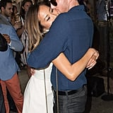 Jamie Chung and Bryan Greenberg