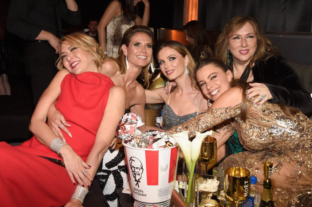 Behind the Scenes at the 2017 Golden Globes | Latina